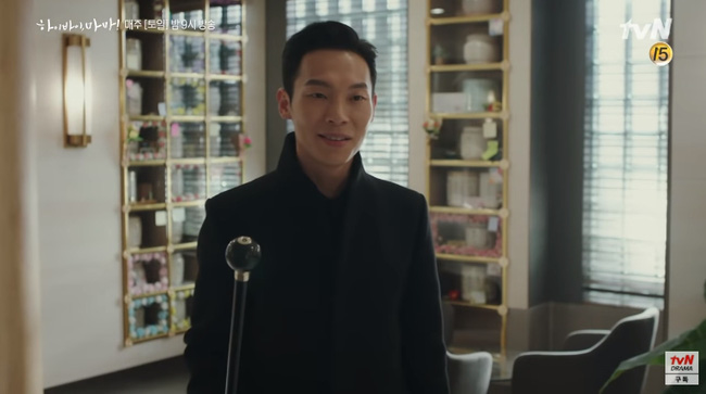"""""""Hi Bye, Mama"""": Kim Tae Hee hóa """"chị đại xã hội đen"""" siêu ngầu, đối đầu với thần chết Pyo Chi Su (Crash Landing On You)? - Ảnh 8."""