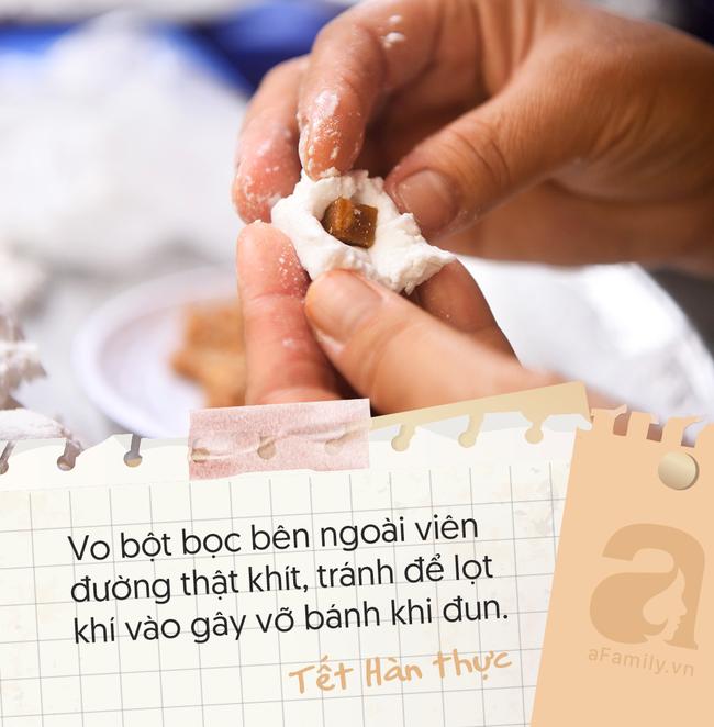 7 lưu ý bạn cần nhớ nằm lòng khi làm bánh trôi bánh chay Tết Hàn thực - Ảnh 4.