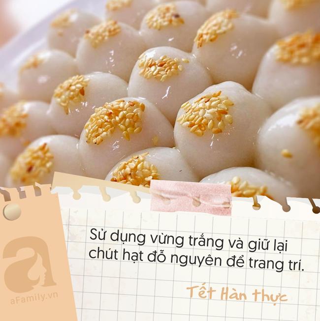 7 lưu ý bạn cần nhớ nằm lòng khi làm bánh trôi bánh chay Tết Hàn thực - Ảnh 7.