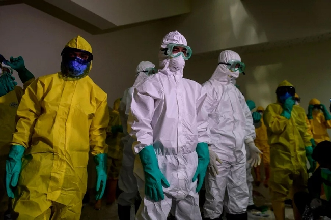 Dịch Covid-19 trên thế giới đến ngày 26/3: Số người tử vong và nhiễm mới ở Tây Ban Nha tăng chóng mặt  - Ảnh 1.