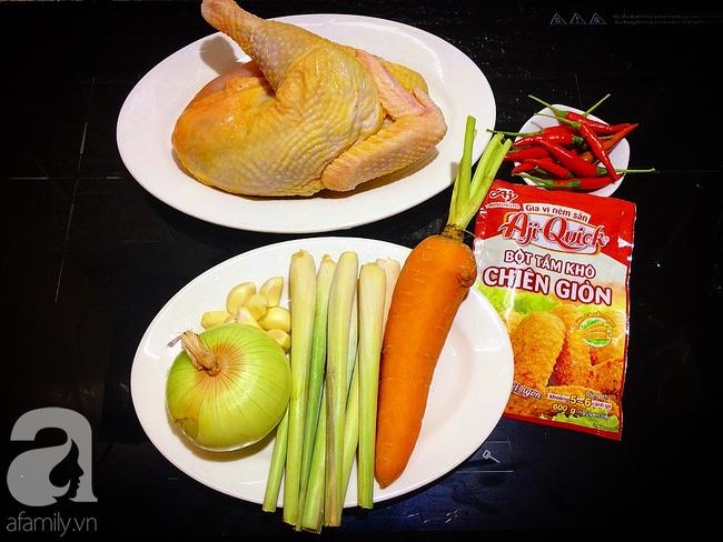Cách mới toanh cho món gà chiên nước mắm cực lạ miệng thơm ngon - Ảnh 1.