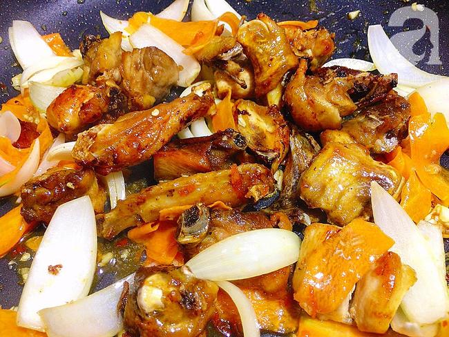 Cách mới toanh cho món gà chiên nước mắm cực lạ miệng thơm ngon - Ảnh 8.