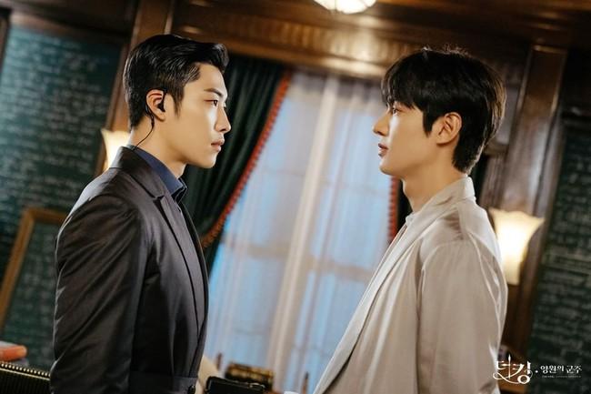 Lee Min Ho và bạn diễn nam trong phim mới nhưng quá tình, báo chí ...