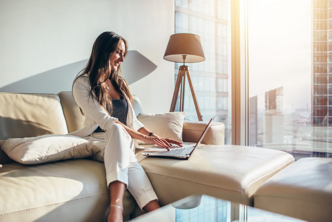 Phải làm việc tại nhà vì dịch Covid-19, đây là những bước dân công sở cần chuẩn bị để có những cuộc họp online hiệu quả - Ảnh 6.