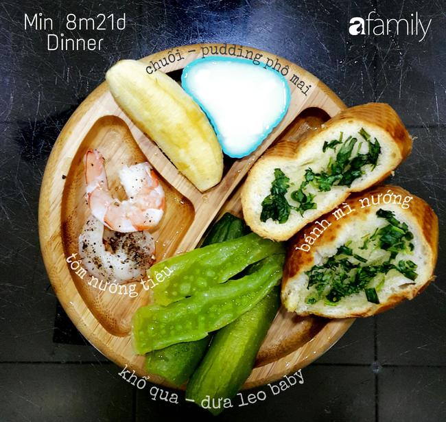 Học lỏm mẹ Biên Hoà bí quyết chuẩn bị bữa ăn dặm nhanh gọn, mẹ bận mấy thì con vẫn có món ngon và đủ chất - Ảnh 14.