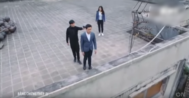 """""""Bằng chứng thép 4"""" của TVB: Bùng nổ cảnh đám cưới, vòng 1 căng đầy của Top 5 Hoa hậu Hồng Kông gây chú ý - Ảnh 7."""