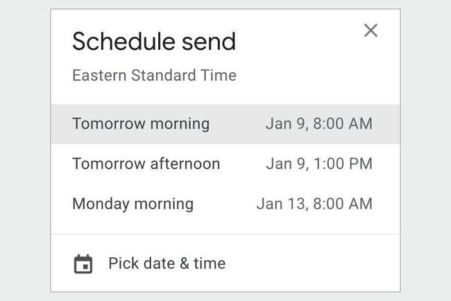 8 bí quyết sử dụng Gmail cho chị em công sở