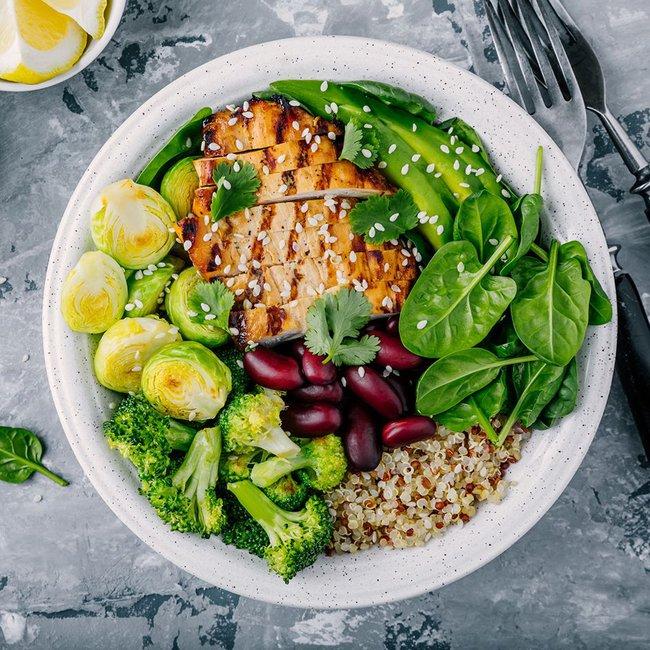 Giảm cân hóa ra dễ ợt, bữa trưa của chị em cứ xoay quanh 4 nhóm thực phẩm sau là thành công rực rỡ - Ảnh 5.