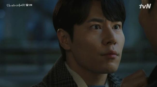 """""""Hi Bye, Mama"""": Pyo Chi Su (Crash Landing On You) làm thần chết tàn độc, phá nát hạnh phúc của Kim Tae Hee  - Ảnh 11."""