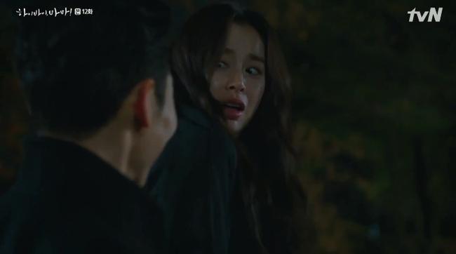 """""""Hi Bye, Mama"""": Pyo Chi Su (Crash Landing On You) làm thần chết tàn độc, phá nát hạnh phúc của Kim Tae Hee  - Ảnh 5."""