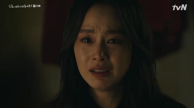 """""""Hi Bye, Mama"""": Pyo Chi Su (Crash Landing On You) làm thần chết tàn độc, phá nát hạnh phúc của Kim Tae Hee  - Ảnh 8."""