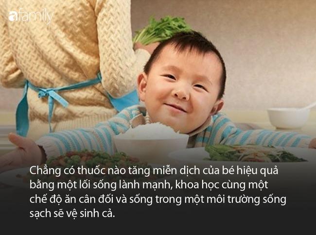 Bác sĩ Nhi chỉ cách tăng cường hệ miễn dịch, giúp trẻ ít ốm đau bằng những việc đơn giản hàng ngày - Ảnh 2.