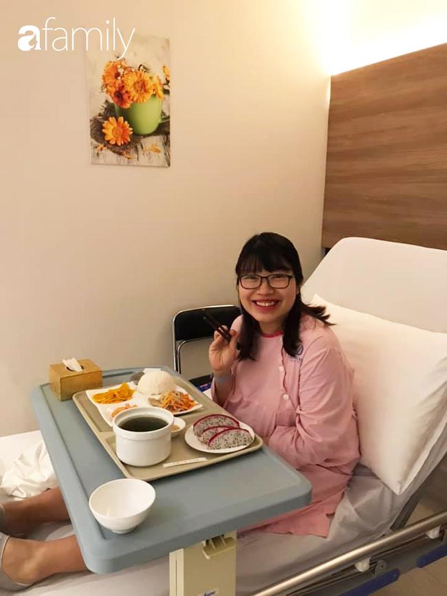 """Mẹ Hà Nội đi đẻ """"sướng như tiên"""" hết 32 triệu: Phòng nghỉ tiện nghi, bác sĩ quan tâm thường xuyên, xuất viện có xe đưa về - Ảnh 11."""
