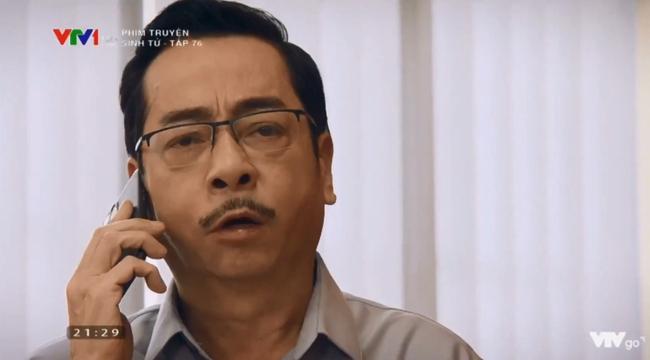 """""""Sinh tử"""" tập 76: Việt Anh tát Quỳnh Nga lật mặt vì không làm được việc, bị mắng là """"con điếm rẻ tiền"""" phải quỳ xin tha mạng - Ảnh 10."""