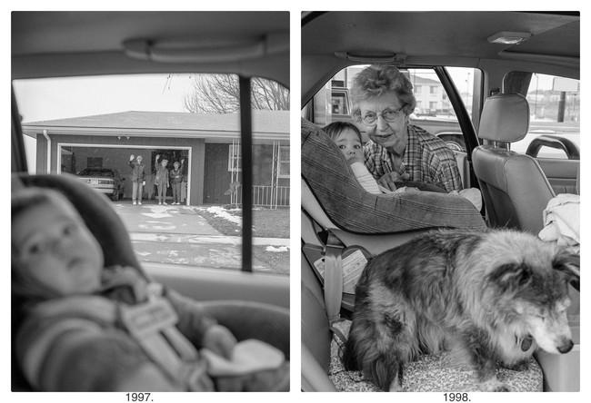 """Bộ ảnh """"Rời đi và vẫy chào"""" mất gần 30 năm hoàn thiện gây xúc động toàn thế giới bởi cha mẹ đã nằm xuống nhưng tình cảm vẫn đong đầy như ngày nào! - Ảnh 4."""