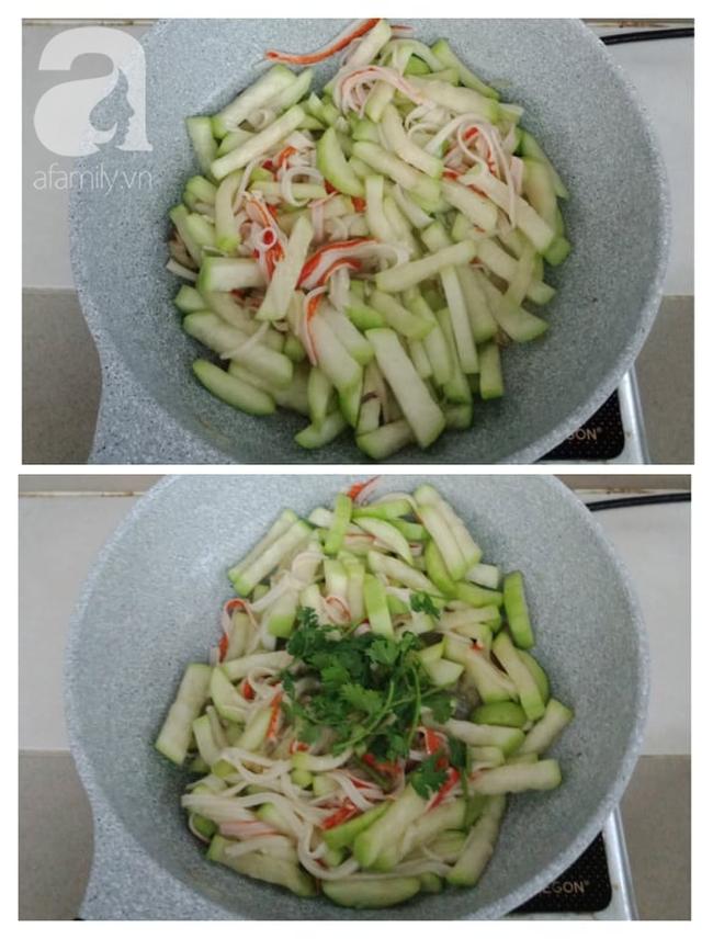 Mẹ đảm Sài Gòn chia sẻ mâm cơm 2 món lạ miệng dễ nấu, vụng mấy cũng làm được! - Ảnh 12.