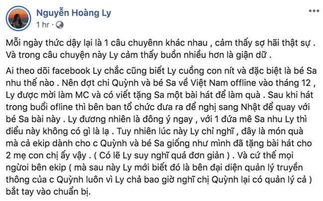"""Toàn bộ drama đấu tố """"căng đét"""" của Quỳnh Trần JP và LyLy: Tố qua tố lại """"chóng cả mặt"""", tất cả chỉ vì chữ """"tiền"""" - Ảnh 3."""