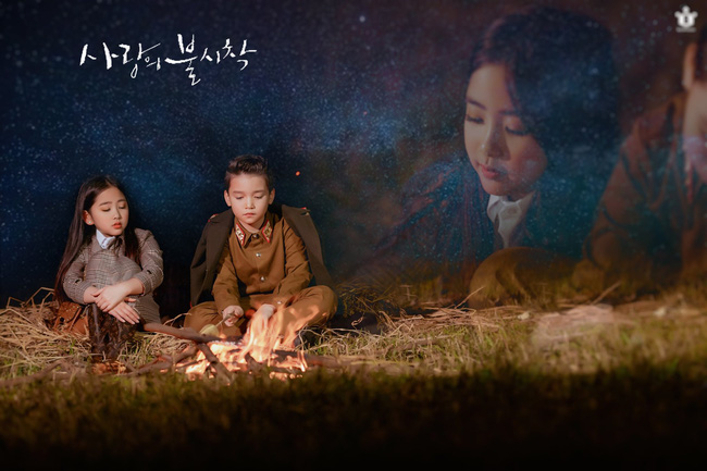 """Dân mạng """"đổ gục"""" vì """"Hạ cánh nơi anh"""" phiên bản nhí, chuyện tình lãng mạn của Se-ri và Jung Hyuk được tái hiện đẹp nao lòng - Ảnh 10."""