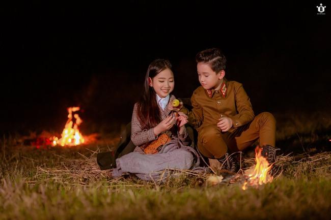 """Dân mạng """"đổ gục"""" vì """"Hạ cánh nơi anh"""" phiên bản nhí, chuyện tình lãng mạn của Se-ri và Jung Hyuk được tái hiện đẹp nao lòng - Ảnh 8."""