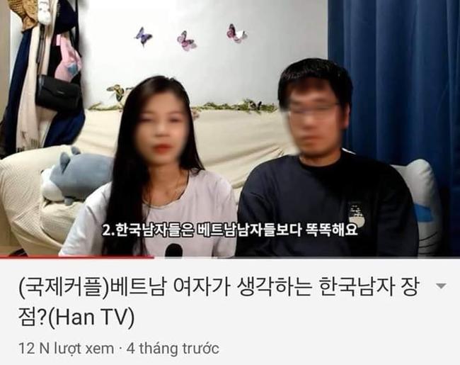 Cặp vợ Việt chồng Hàn gây phẫn nộ khi công khai nói xấu người Việt Nam trên Youtube: Phụ nữ dễ ngoại tình, đàn ông không thông minh - Ảnh 2.