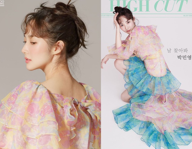 """Các mỹ nhân Kbiz đã chứng minh rằng ở hiện tại: Diện váy tinh giản chưa chắc đã xịn bằng váy """"bánh bèo chúa"""" đâu các nàng! - Ảnh 6."""