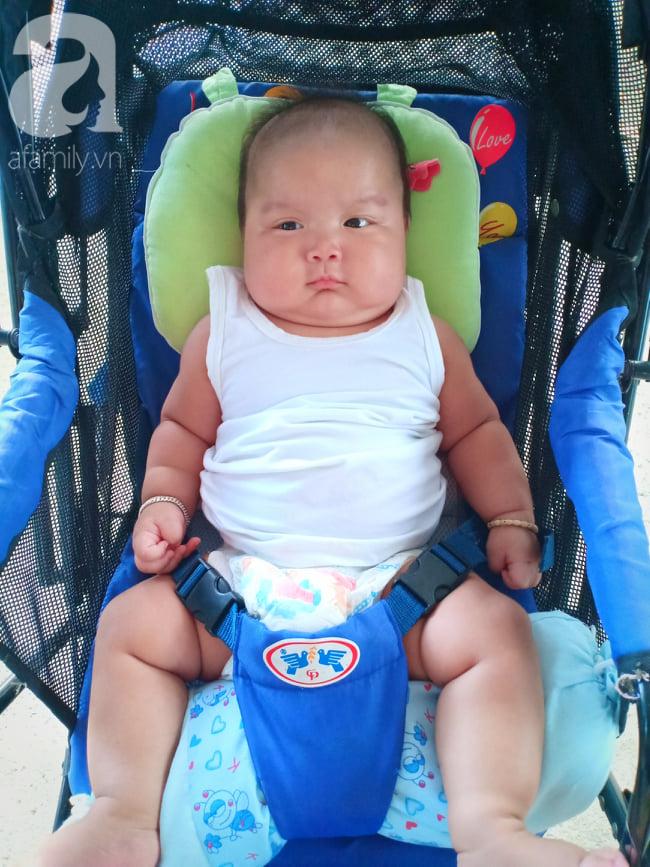 Mẹ 9x Đồng Nai sinh non ở tuần 34, con bị vàng da, viêm phổi và sự thay đổi ngỡ ngàng của em bé sau 7 tháng gặp lại - Ảnh 4.