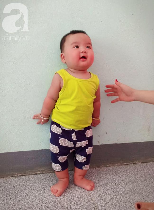Mẹ 9x Đồng Nai sinh non ở tuần 34, con bị vàng da, viêm phổi và sự thay đổi ngỡ ngàng của em bé sau 7 tháng gặp lại - Ảnh 7.
