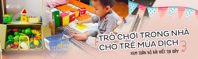 10 món đồ chơi giúp trẻ vận động ngay trong nhà, không ngồi lì xem tivi những ngày nghỉ học tránh dịch - Ảnh 13.