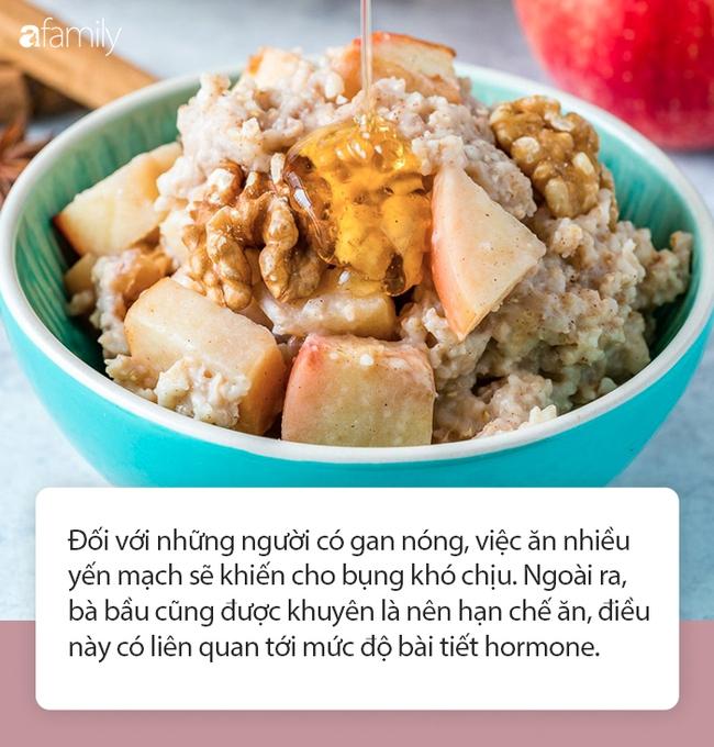 Bột yến mạch rất ngon và bổ dưỡng nhưng những người này tuyệt đối không nên ăn nhiều vì có thể gây rối loạn tiêu hóa - Ảnh 1.