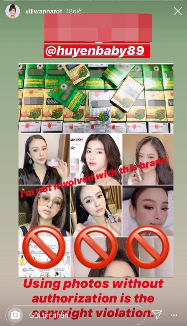 """Bị nữ diễn viên nổi tiếng Thái Lan """"bóc phốt"""" ăn cắp hình ảnh tận 2 lần nhưng phản ứng của Huyền Baby lại gây bất ngờ - Ảnh 4."""