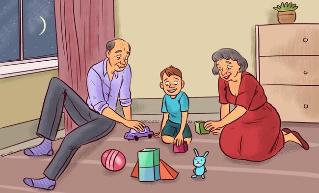 Các chuyên gia chỉ ra những sai lầm phổ biến của ông bà khi chăm cháu có thể gây ảnh hưởng đến sức khỏe của trẻ - Ảnh 3.