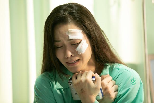 Nhật Kim Anh đóng vai nữ bác sĩ, gửi lời cảm ơn những người đứng tuyến đầu chống dịch  - Ảnh 8.
