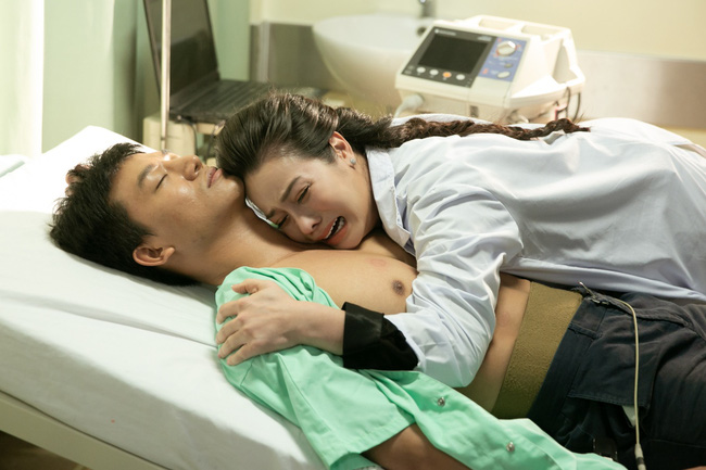 Nhật Kim Anh đóng vai nữ bác sĩ, gửi lời cảm ơn những người đứng tuyến đầu chống dịch  - Ảnh 9.