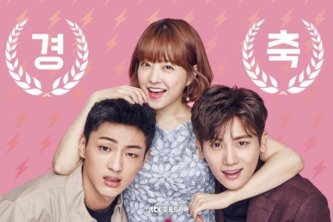 10 mối tình tay ba trong phim Hàn đáng xem mùa dịch: Reply 1988 của Park Bo Gum siêu hay, Jang Nara - Park Shin Hye đầy rối rắm - Ảnh 10.