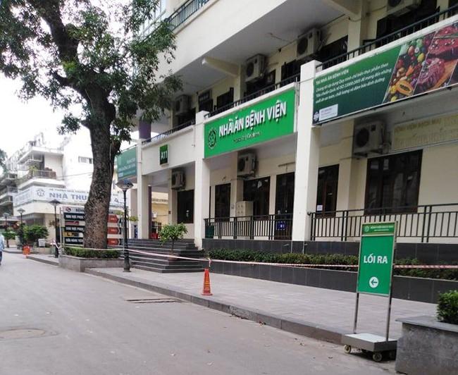 Bệnh viện Bạch Mai chấm dứt hợp đồng với Trường Sinh