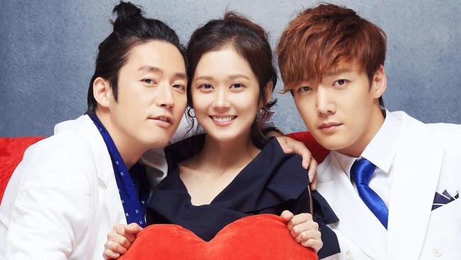 10 mối tình tay ba trong phim Hàn đáng xem mùa dịch: Reply 1988 của Park Bo Gum siêu hay, Jang Nara - Park Shin Hye đầy rối rắm - Ảnh 8.