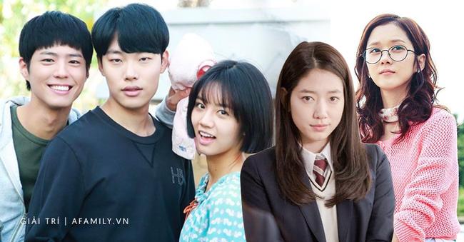 """10 mối tình tay ba trong phim Hàn đáng xem mùa dịch: """"Reply 1988"""" của Park Bo Gum siêu hay, Jang Nara - Park Shin Hye đầy rối rắm - Ảnh 2."""