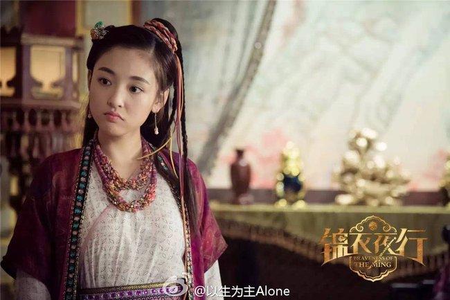 """""""Lê hấp đường phèn"""" vừa hết Ngô Thiến đã bị réo gọi vì phim đóng với Trương Hàn - Park Min Young chưa phát sóng - Ảnh 10."""