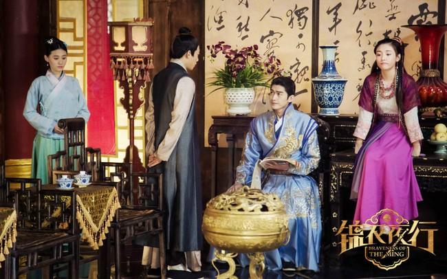"""""""Lê hấp đường phèn"""" vừa hết Ngô Thiến đã bị réo gọi vì phim đóng với Trương Hàn - Park Min Young chưa phát sóng - Ảnh 13."""