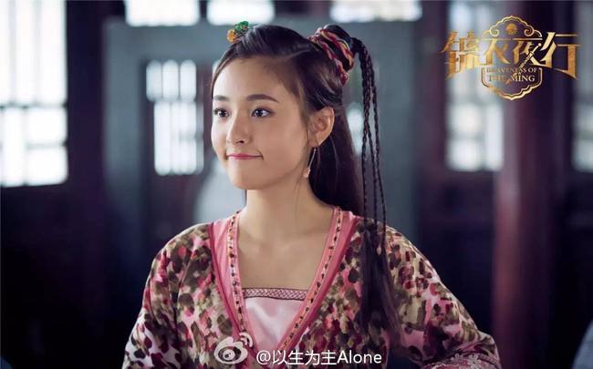 """""""Lê hấp đường phèn"""" vừa hết Ngô Thiến đã bị réo gọi vì phim đóng với Trương Hàn - Park Min Young chưa phát sóng - Ảnh 6."""