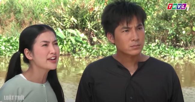 """""""Luật trời"""": Thấy người khác thân mật với Bích (Quỳnh Lam), Tiến ghen hệt như Khải Duy của """"Tiếng sét trong mưa""""  - Ảnh 5."""