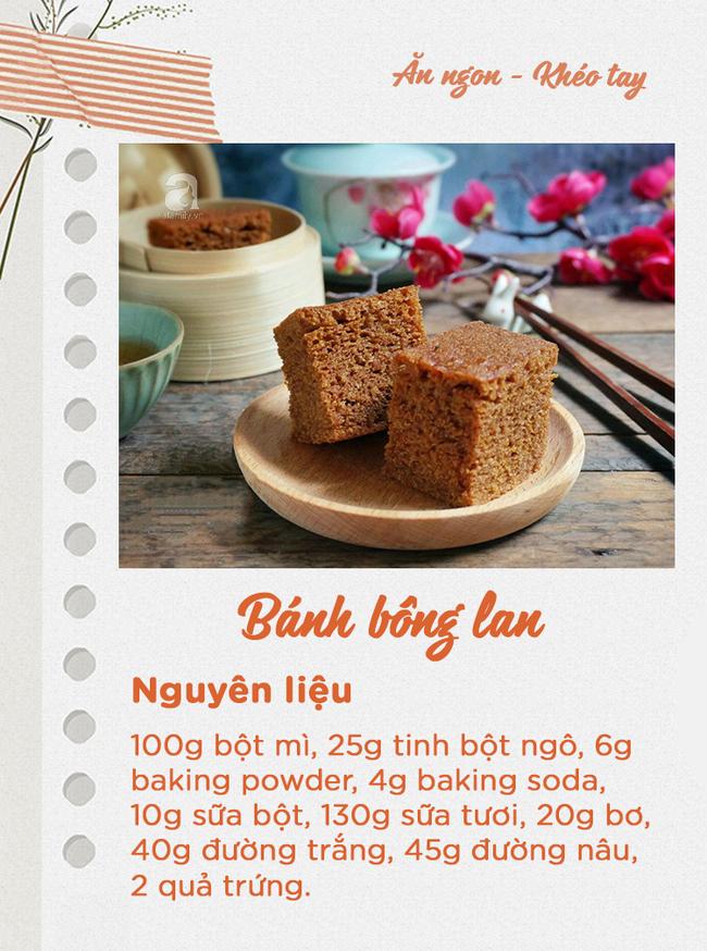 10 món bánh ngọt ngon quên sầu không cần lò nướng chị em nào cũng có thể làm dễ ợt - Ảnh 1.