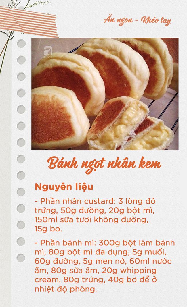 10 món bánh ngọt ngon quên sầu không cần lò nướng chị em nào cũng có thể làm dễ ợt - Ảnh 19.
