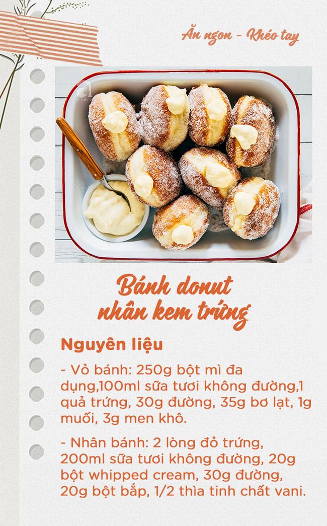 10 món bánh ngọt ngon quên sầu không cần lò nướng chị em nào cũng có thể làm dễ ợt - Ảnh 3.