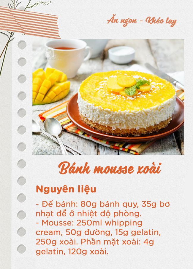 10 món bánh ngọt ngon quên sầu không cần lò nướng chị em nào cũng có thể làm dễ ợt - Ảnh 13.
