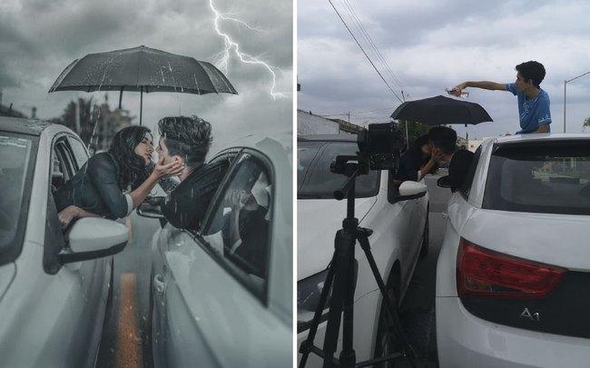 """Cặp đôi có bức ảnh hôn đắm say lãng mạn đẹp như cổ tích, ẩn sau đó là sự thật """"trần trụi"""" khiến mọi người từ ngạc nhiên đến bái phục - Ảnh 3."""