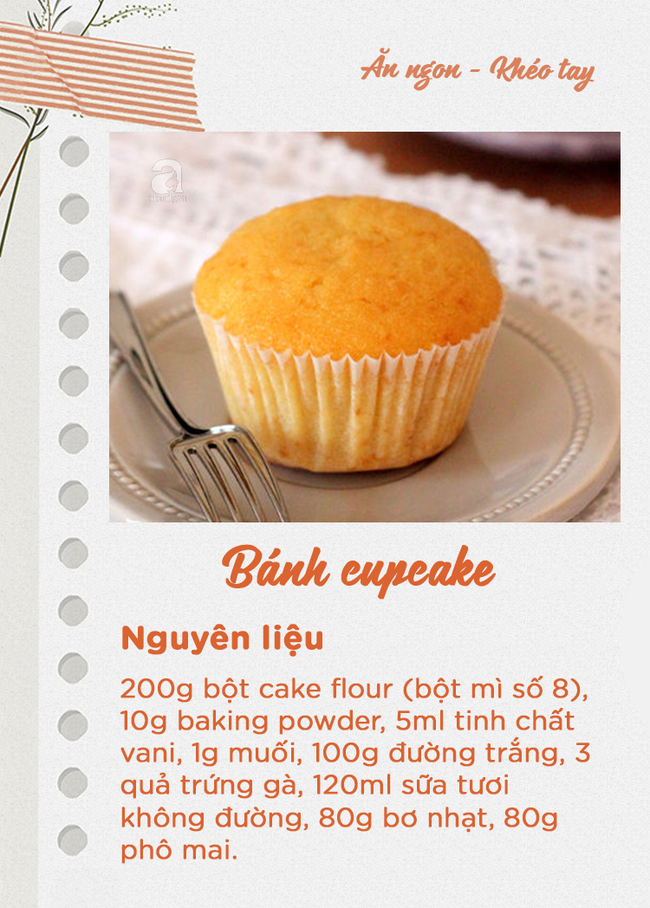10 món bánh ngọt ngon quên sầu mà không cần lò nướng chị em nào cũng có thể làm  - Ảnh 10.