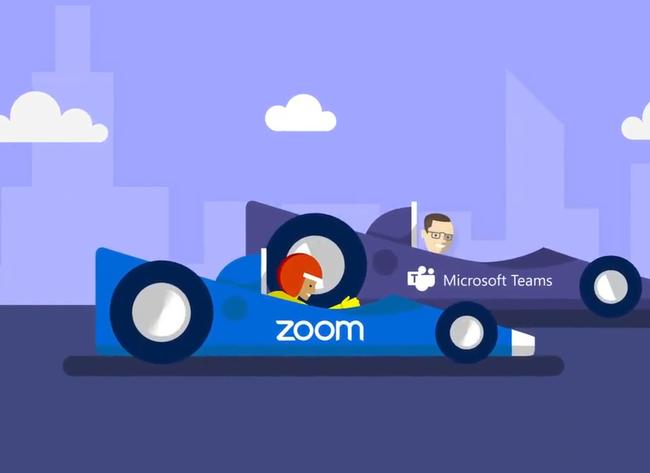 Đại chiến Zoom và Microsoft Teams: Dân mạng tranh luận sôi nổi nhưng một ứng dụng đã giành ưu thế nhờ vào tính năng đặc biệt này! - Ảnh 1.