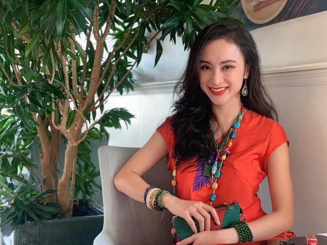 Angela Phương Trinh khẳng định: Đời sống của chúng ta, thanh thản là một niềm hạnh phúc.