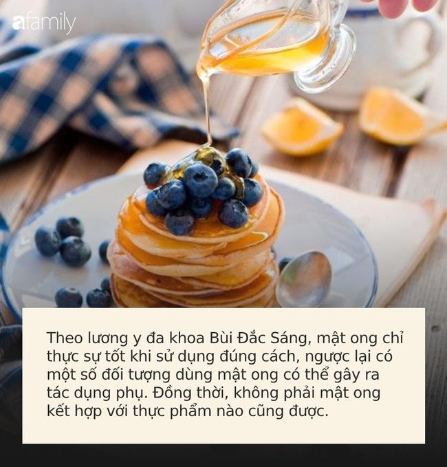 """Mật ong là liều thuốc quý của tuổi thọ nhưng khi dùng cần nhớ nguyên tắc """"6 kiểu người KHÔNG dùng, 5 thực phẩm CẤM kết hợp"""" - Ảnh 1."""